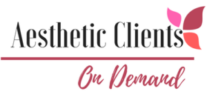 Aesthetic-Clients-On-Demand-Logo
